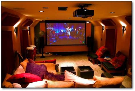 House Theatre by The New Home Theater Hometoys