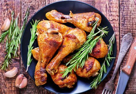 cucinare con il forno cosce di pollo al forno secondo piatto semplice e gustoso