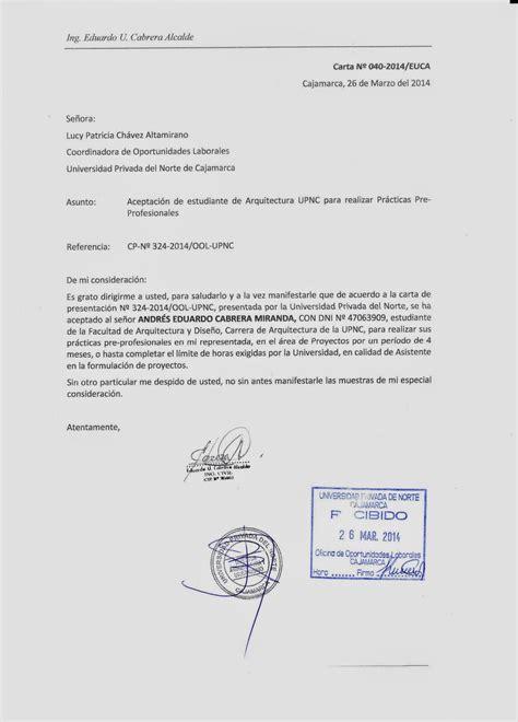 carta de aceptacin de comisario facebookcom carta de aceptacin de comisario facebookcom arquitectura y
