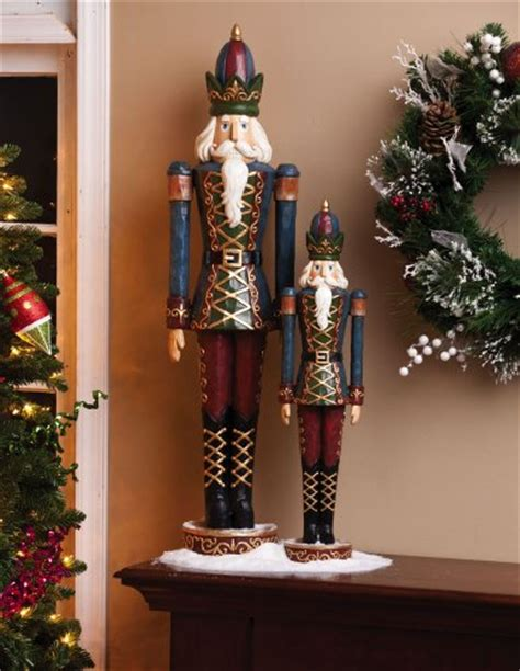 life size nutcrackers and toy soldiers