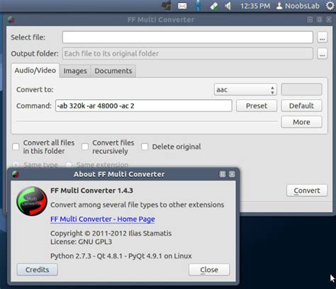 format dvd in ubuntu video format converter linux ubuntu