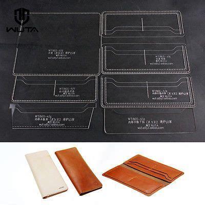 Handmade Wallet Pattern - best 25 leather wallet pattern ideas on diy