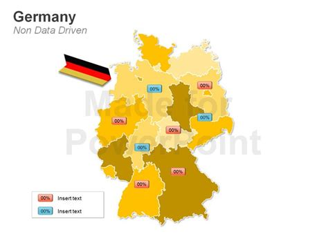 powerpoint layout germany germany map template editable powerpoint presentations