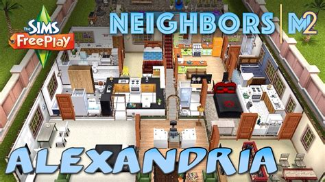 Sims Apartment Play Sims Freeplay Alexandria S Apartment Building