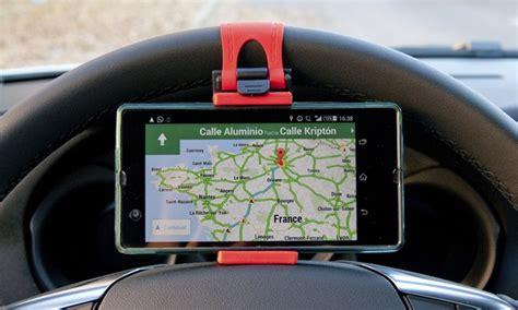 supporto per volante supporto smartphone per volante groupon
