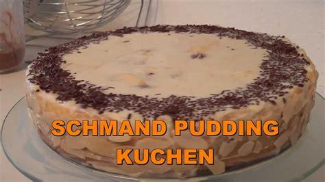 schneewitchen kuchen pudding schmand kuchen کیک پودینگ و خامه ترش
