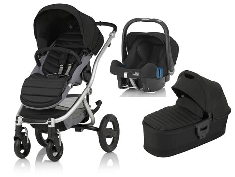 Quinny Zapp Gestell by Britax R 246 Mer Affinity 2 Incl Colour Pack Carrycot