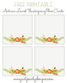 Free Thanksgiving Card Templates Gallery For Gt Thanksgiving Place Card Template
