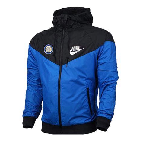 Jaket Hoodie Lazio By Joeojinoai 2017 2018 inter milan hoodie authentic woven windrunner