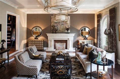 transitional style living room pasadena transitional style italian revival formal living