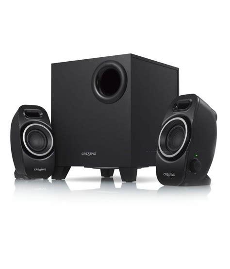 Speaker Multimedia creative sbs a255 computer multimedia speaker price in