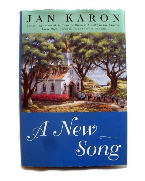 a new song mitford jan karon a new song the mitford years book 5 nonfiction