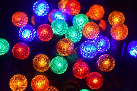 different types of christmas lights different types of lights