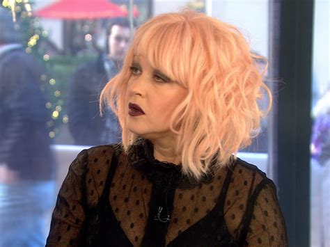 true colors tv show cyndi lauper shows true colors in reality show today