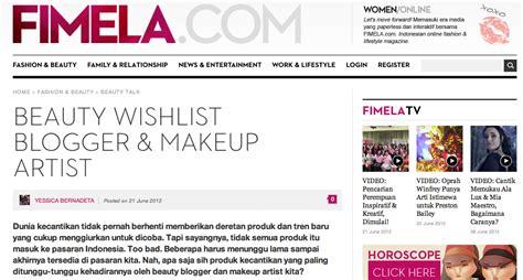 Make Up Marlene Hariman marlene hariman fimela wishlist make