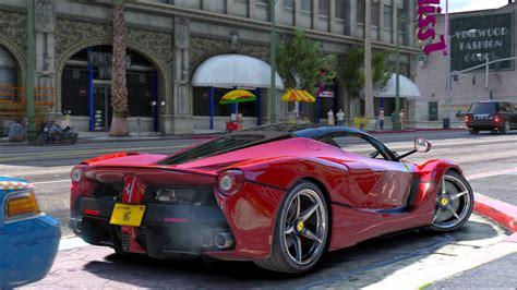 Gta 5 Ferrari Cheat ferrari laferrari gta5 mods