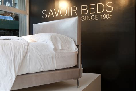savoir bed savoir beds hong kong showroom opens retail news asia