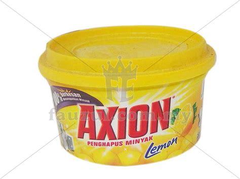 moment exsotiva serbuk lemon axion lemon 200g fauzul enterprise