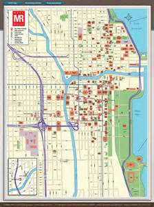 Map Of West Loop Chicago by Opinions On Chicago Loop