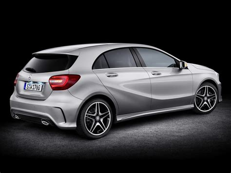 scow a class mercedes benz a250 picture 90906 mercedes benz photo