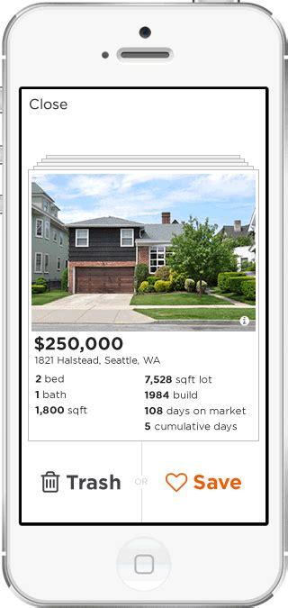tinder for real estate hubba hubba say hello to the latest tinder for real estate