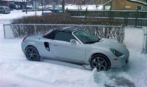 2002 Toyota Mr2 Uhclem S 2002 Toyota Mr2 Spyder Convertible 2d In Fort