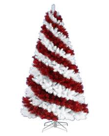 Candy cane christmas tree candycane redchristmas