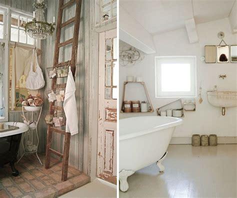 bagni in stile shabby chic bagno shabby chic esempi di mobili ed accessori in questo