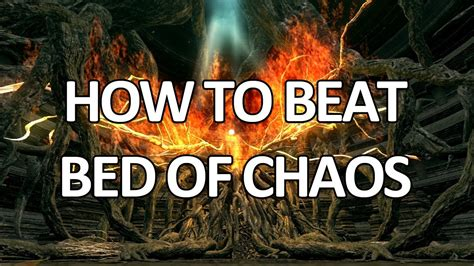 bed of chaos easy dark souls bed of chaos easy kill youtube
