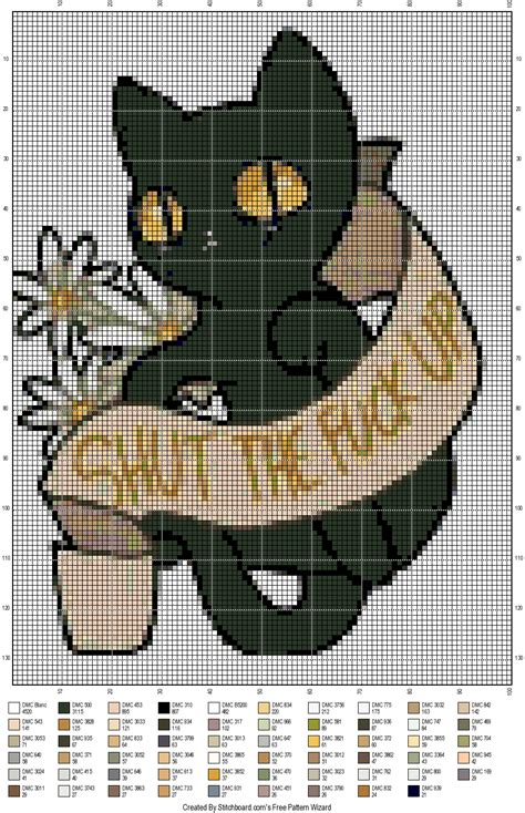 cross stitch pattern design your own the most awesome images on the internet cat cross