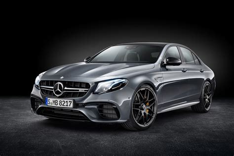 Mercedes 4matic by Suited And Boosted 2017 Mercedes Amg E63 4matic Revealed