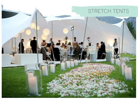 Wedding Planner Blog   Tents and Weddings