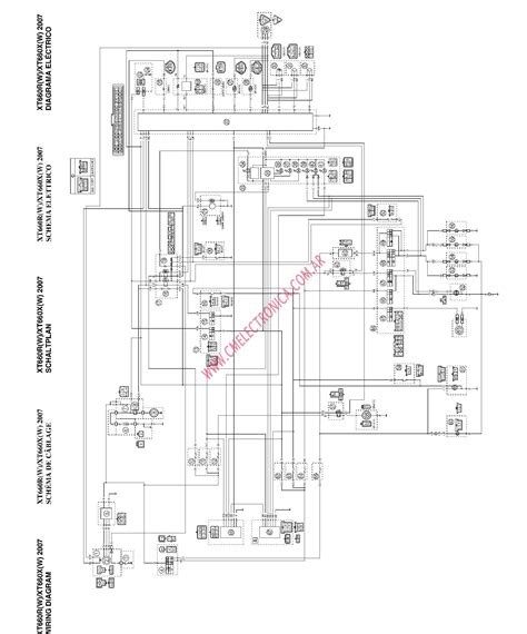 2003 raptor 660 electrical harness diagram free