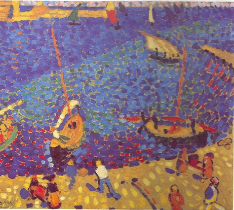 andre derain boats in the port of collioure m boats at collioure 1905 andre derain arte de ximena