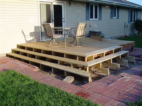 How To Build A Deck by Deck Building Deck Building Images