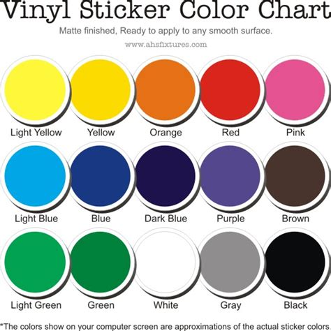 color stickers wall sticker letterings feelings actual layout