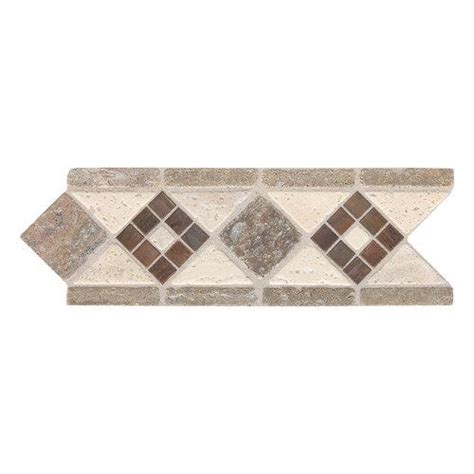 fashion accents lattice 4 x 12 decorative accent tile 48ws