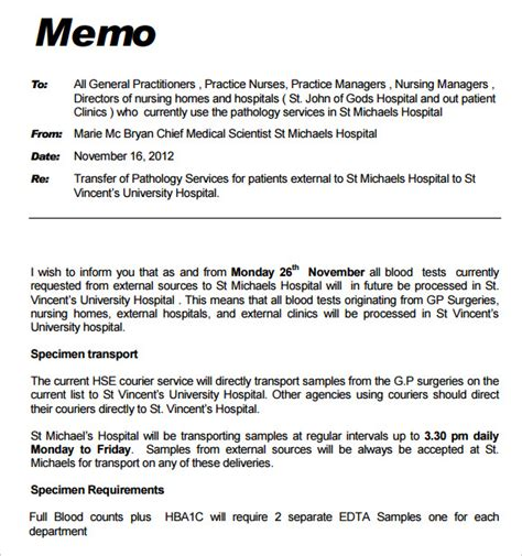 memo sle template sle army memo 4 documents in pdf
