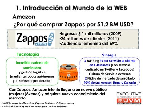 amazon zappos caso de estudio amazon