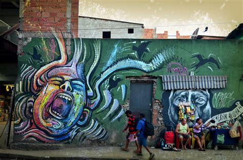 imagenes de pinturas urbanas nomada urbano arte urbano