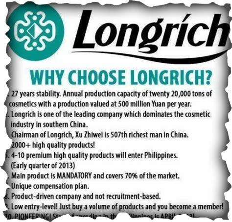 why choose longrich l o n g r i c h