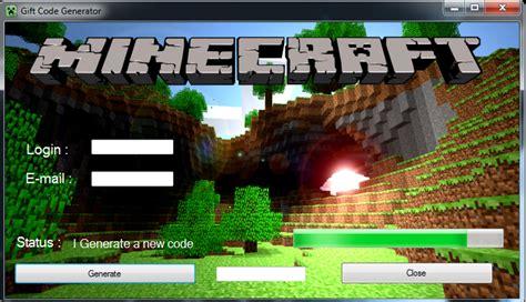 Minecraft Gift Card Generator 2016 - free minecraft gift code generator minecraft premium html autos weblog