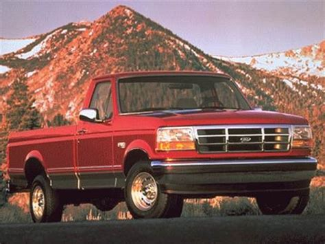 blue book used cars values 1990 ford bronco ii windshield wipe control 1994 ford f250 regular cab pricing ratings reviews kelley blue book
