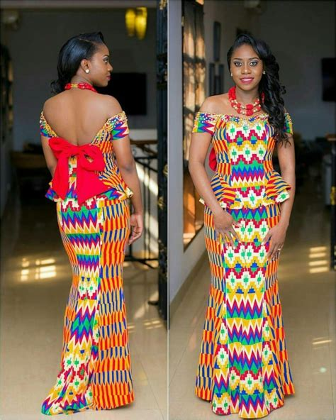 styles for ankara trending ankara styles for wedding occasion