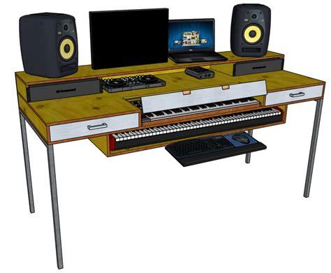 music workstation desk ikea music studio desk hostgarcia