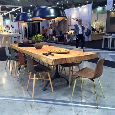 eettafel 300 x 110 norr11 rough table de eiken tafel nl