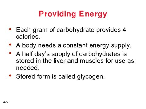 carbohydrates primary function carbohydrates