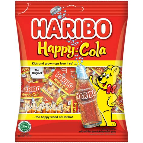 Haribo Happy Cola 80g annam professional part 2