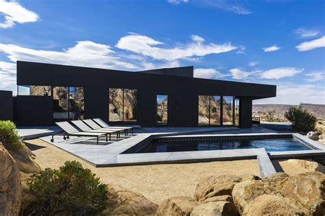 modern desert home design design et luxe pour une villa dans le d 233 sert de la
