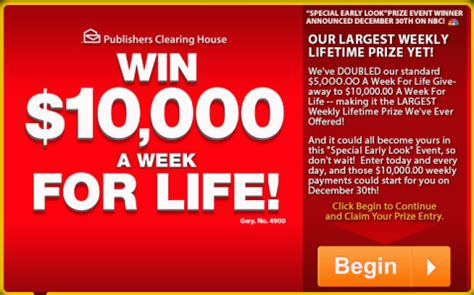 Pch Com Enter To Win - last day to enter to win our 10 000 a week for life prize event pch blog